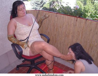Femdom Indian Mistress
